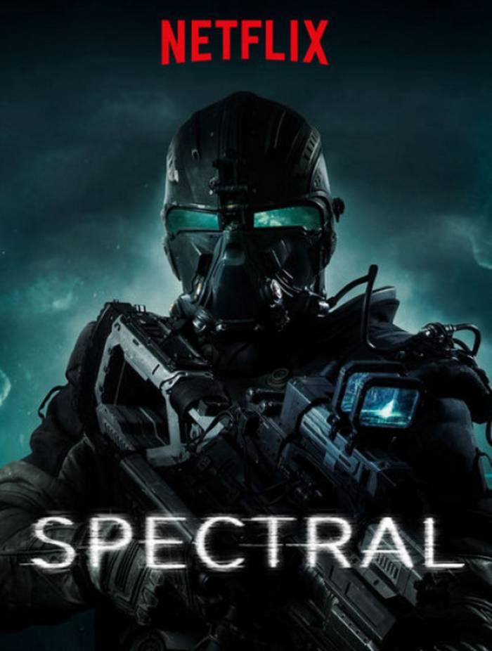 Spectral | © Netflix