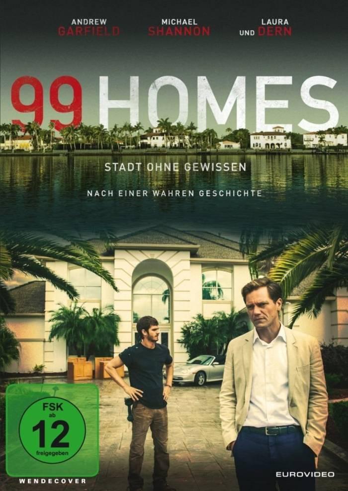 99 Homes - Stadt ohne Gewissen | © EuroVideo