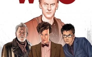 Doctor Who - Die vier Doctoren | © Panini