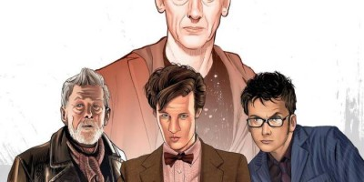 Doctor Who - Die vier Doctoren | © Panini