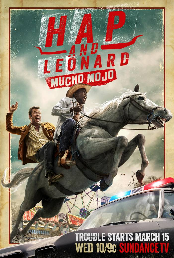 Hap and Leonard – Mucho Mojo | Staffel 2
