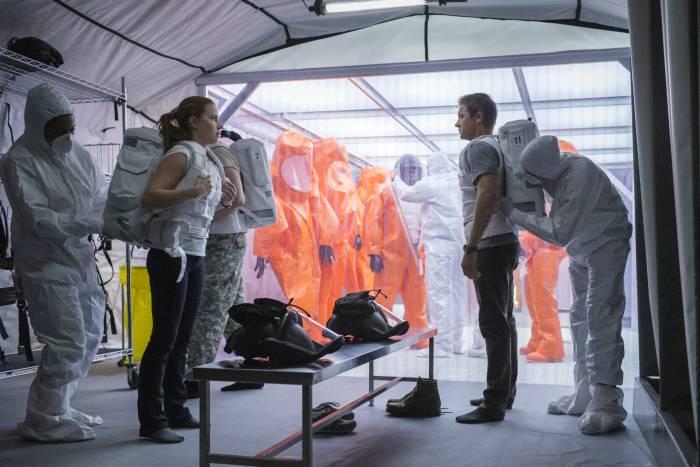 Szenenbild aus Arrival   © Sony Pictures Home Entertainment Inc.