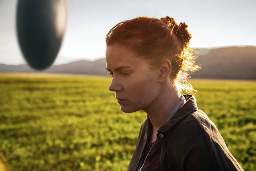 Szenenbild aus Arrival | © Sony Pictures Home Entertainment Inc.