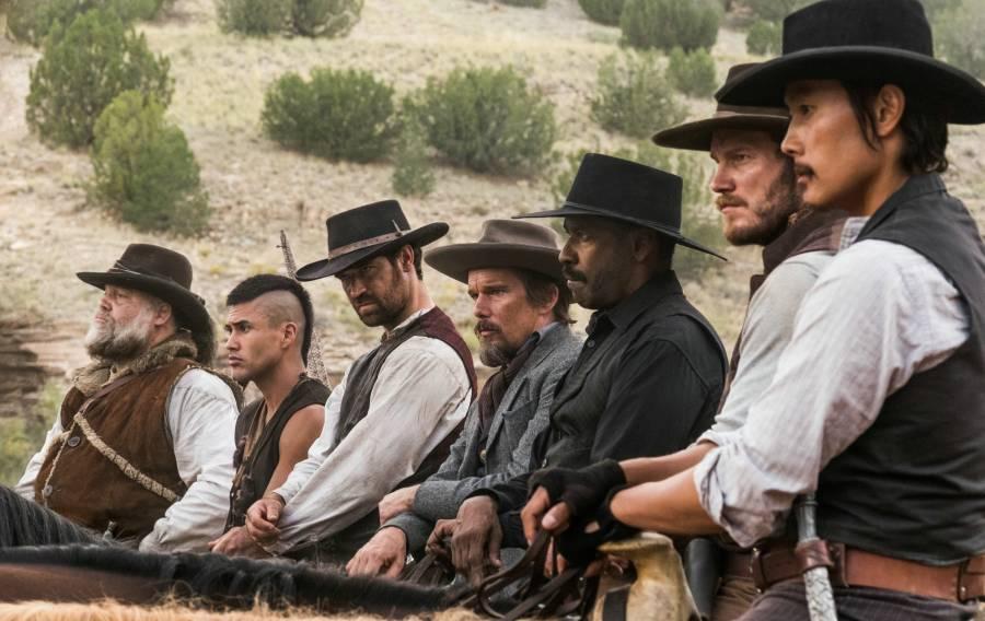 Szenenbild aus Die glorreichen Sieben | © Sony Pictures Home Entertainment Inc.