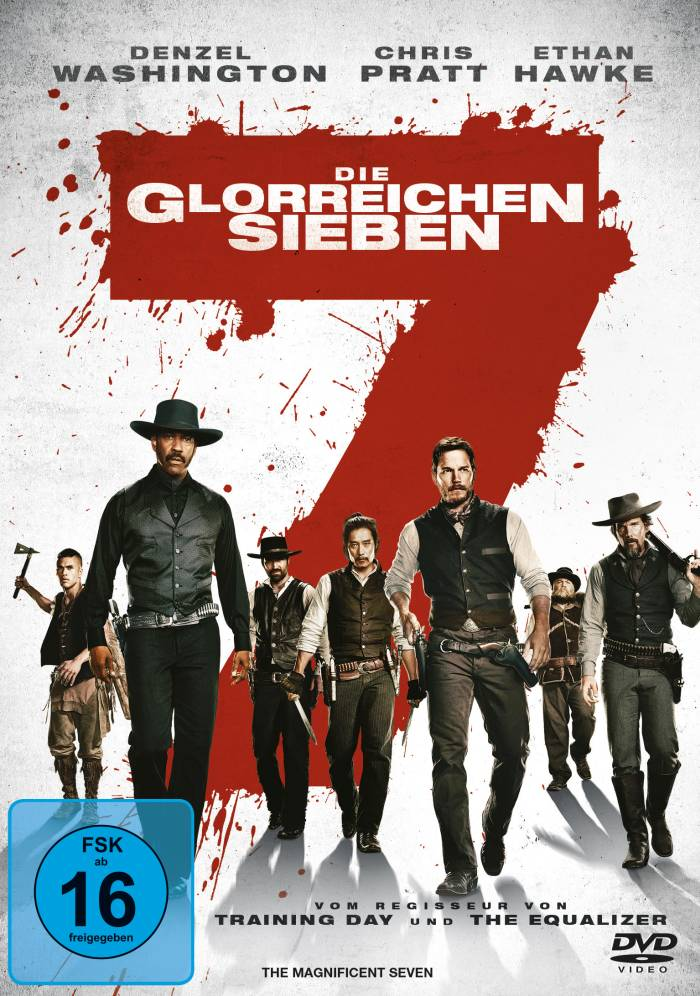 Die glorreichen Sieben | © Sony Pictures Home Entertainment Inc.