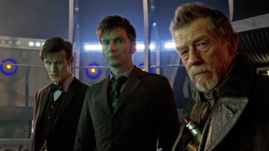 Szenenbild aus Doctor Who: Der Tag des Doktors | © BBC