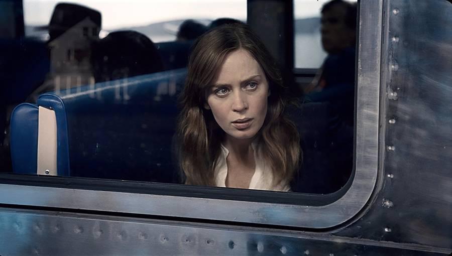 Szenenbild aus Girl on the Train   © Constantin