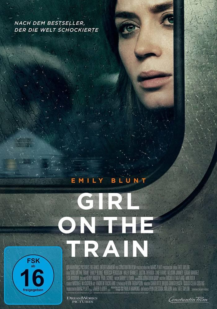 Girl on the Train | © Constantin