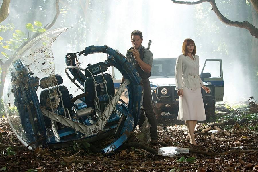 Szenenbild aus Jurassic World | © Universal Pictures