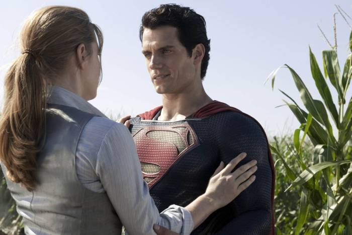 Szenenbild aus Man of Steel | © Warner Home Video