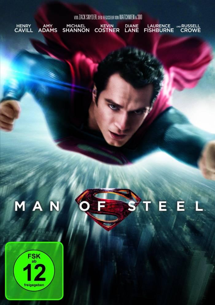 Man of Steel | © Warner Home Video
