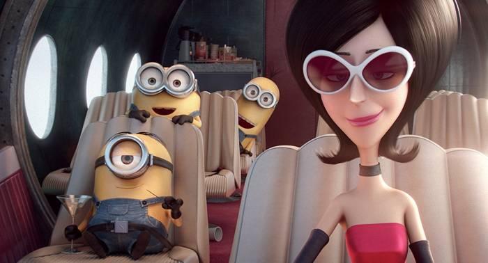 Szenenbild aus Minions | © Universal Pictures
