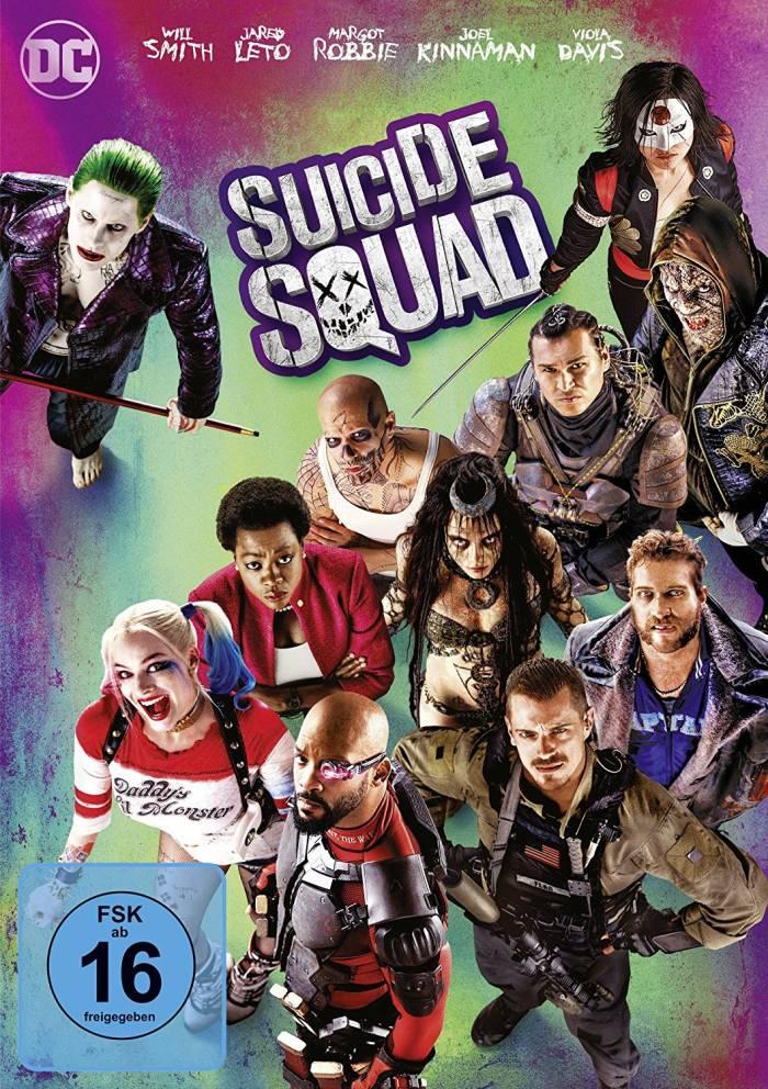 Suicide Squad | © Warner Home Video