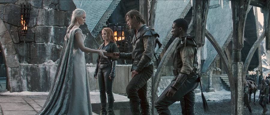 Szenenbild aus The Huntsman & The Ice Queen - Extended Edition | © Universal Pictures