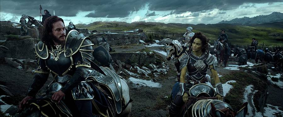 Szenenbild aus Warcraft: The Beginning | © Universal Pictures