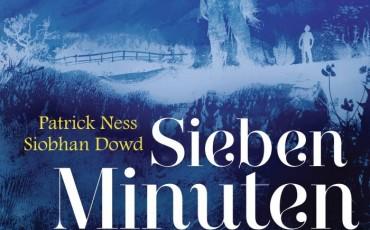 Sieben Minuten nach Mitternacht von Patrick Ness, Siobhan Dowd | © Goldmann