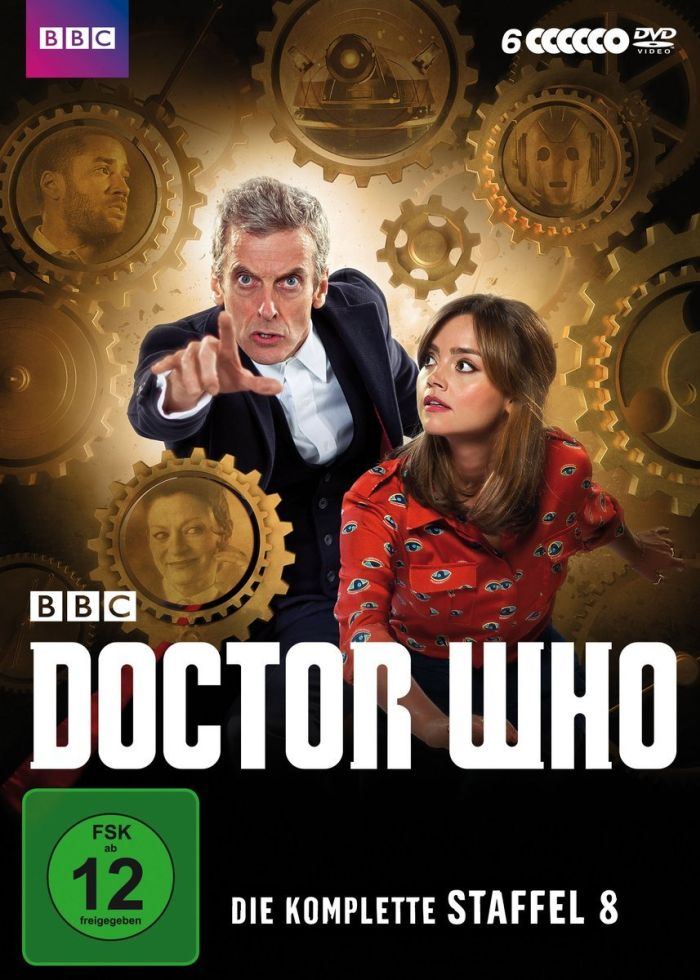 Doctor Who | Staffel 8
