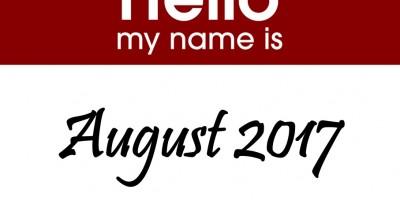 Monatsrückblick August