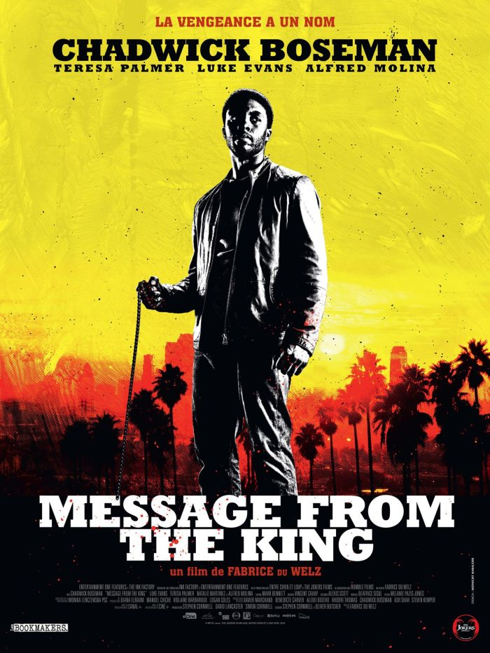 Message from the King | © Netflix