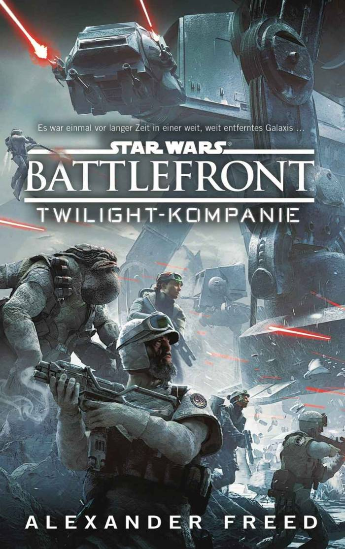 Star Wars Battlefront: Twilight-Kompanie | © Panini