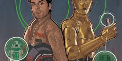 Star Wars: Poe Dameron 2 - Inmitten des Sturms | © Panini