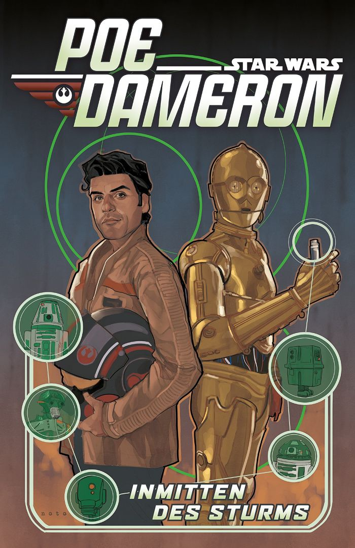 Star Wars: Poe Dameron 2 - Inmitten des Sturms | © Panini