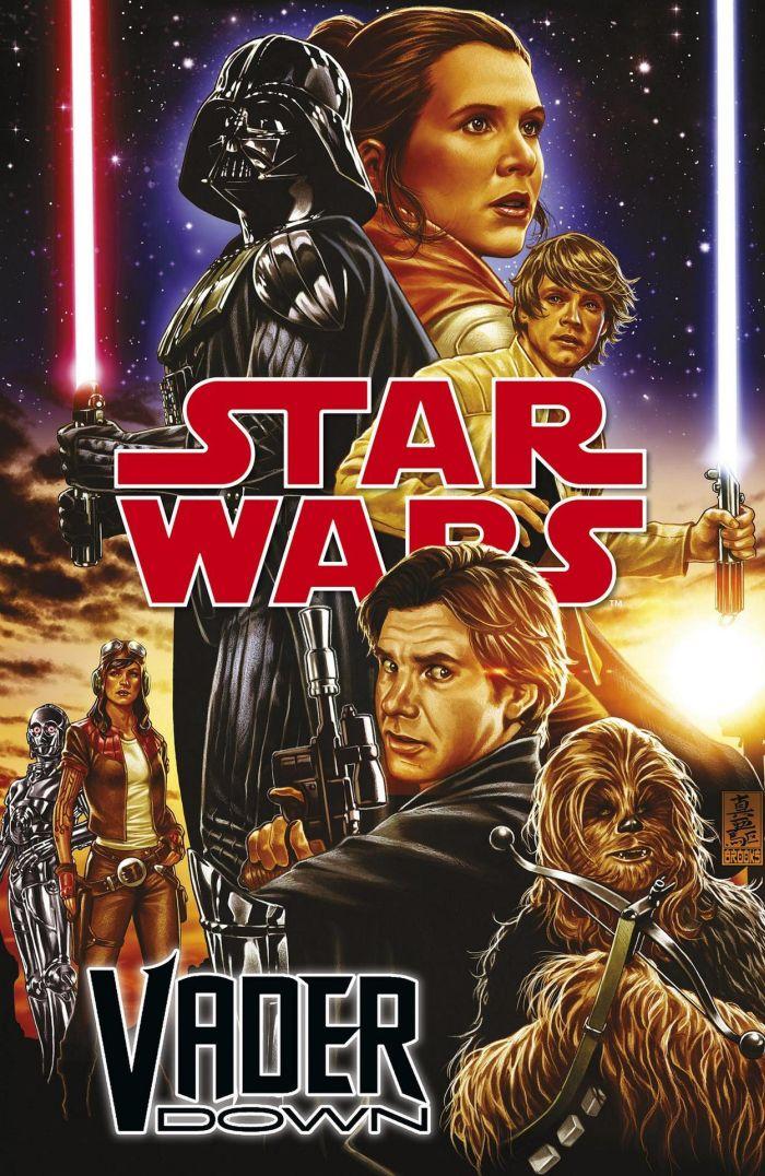 Star Wars: Vader Down | © Panini
