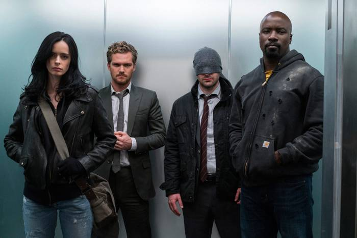 Szenenbild aus The Defenders | © Netflix
