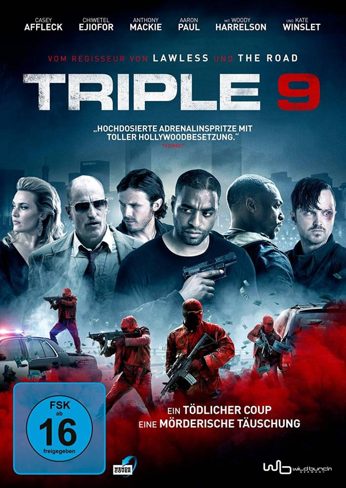 Triple 9   © Wild Bunch/Universum Film