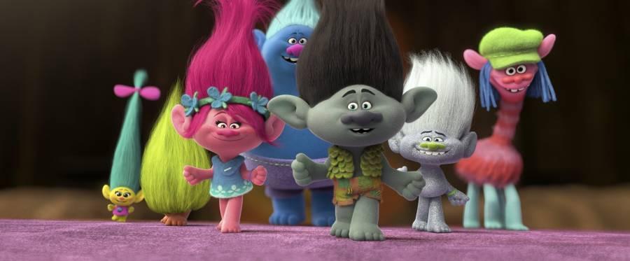 Szenenbild aus Trolls | © Twentieth Century Fox