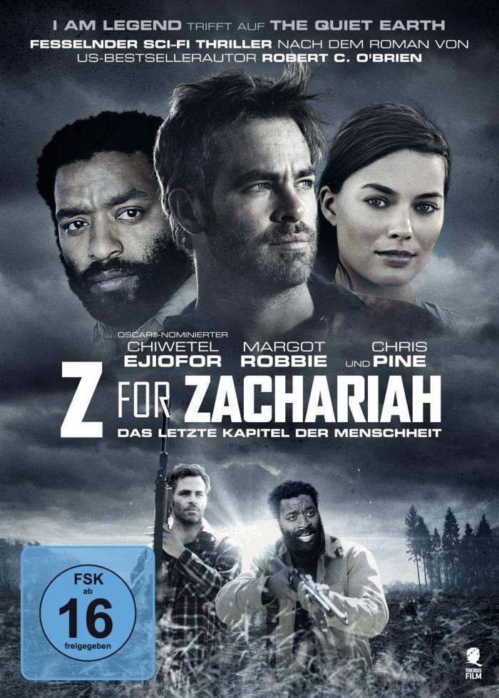 Z for Zachariah - Das letzte Kapitel der Menschheit | © Tiberius Film