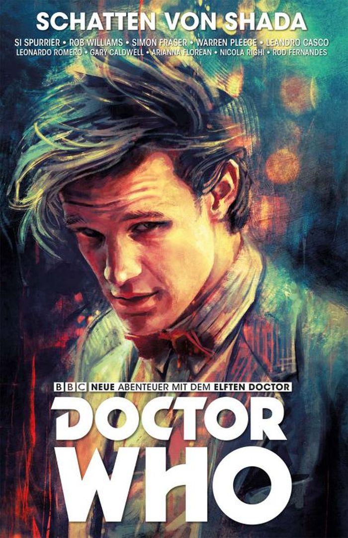 Doctor Who: Der elfte Doctor 5 – Schatten von Shada