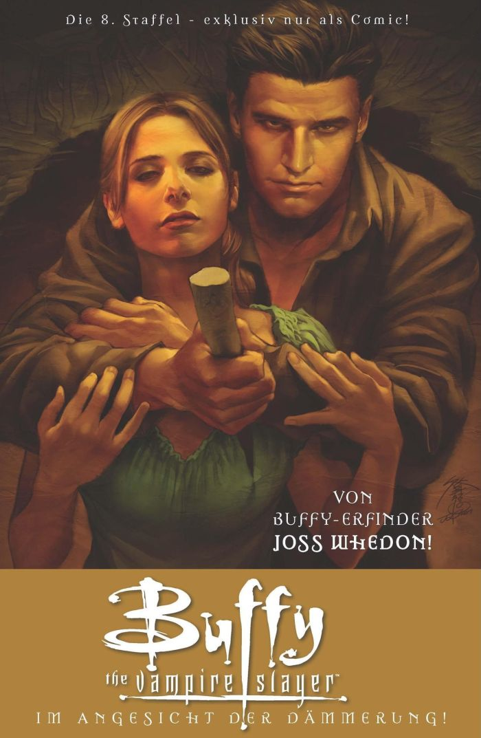 Buffy The Vampire Slayer, Staffel 8, Band 7: Im Angesicht der Dämmerung | © Panini