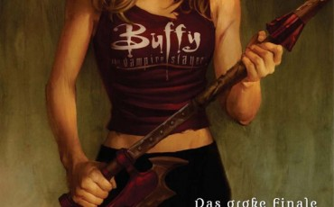 Buffy The Vampire Slayer, Staffel 8, Band 8: Der letzte Widerstand   © Panini