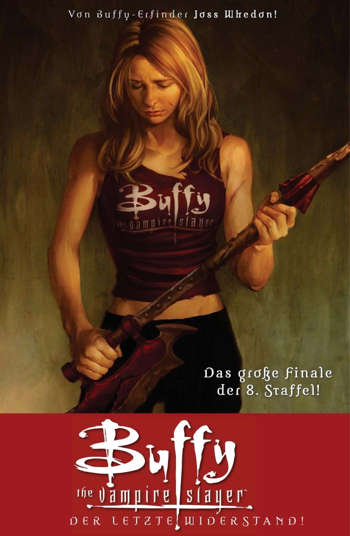 Buffy The Vampire Slayer, Staffel 8, Band 8: Der letzte Widerstand | © Panini