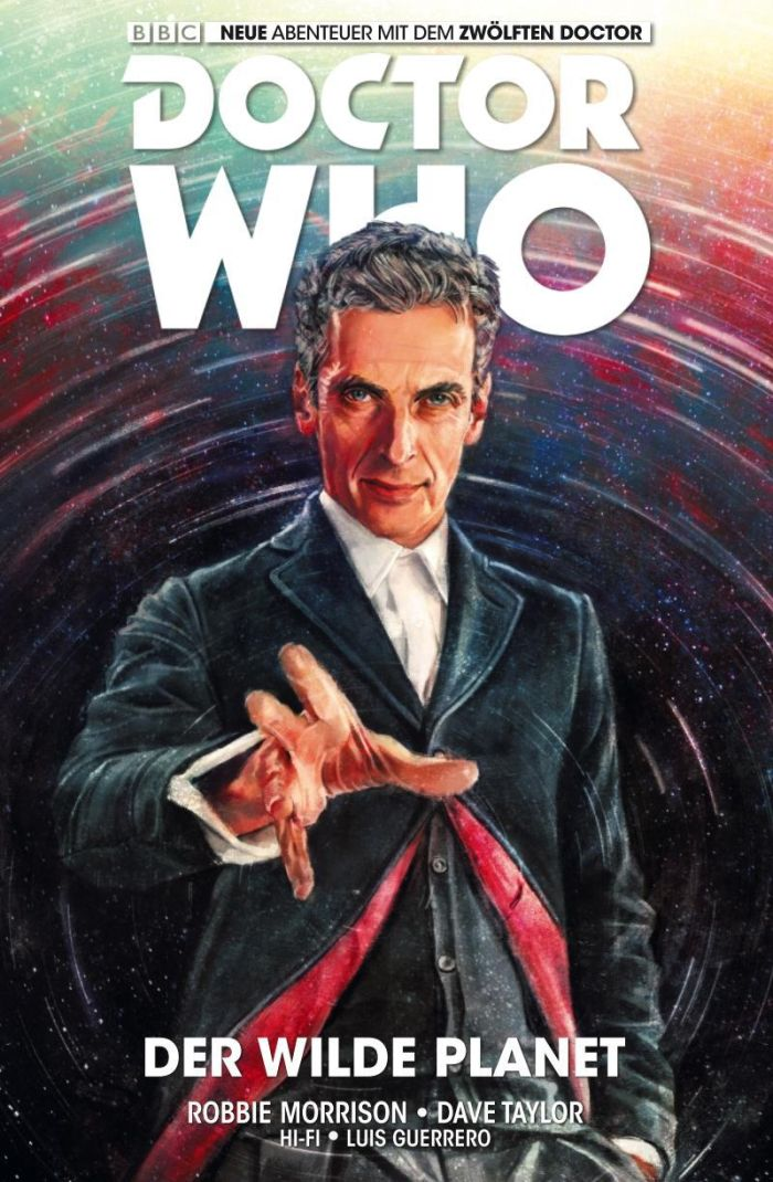 Doctor Who: Der zwölfte Doctor 1 – Der wilde Planet