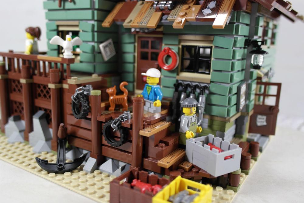 LEGO Alter Angelladen Promenade