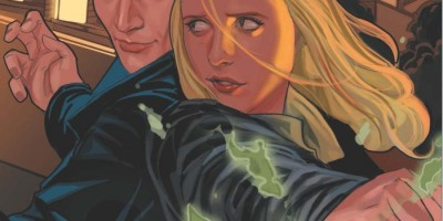 Buffy The Vampire Slayer, Staffel 9, Band 2: Auf eigene Faust | © Panini