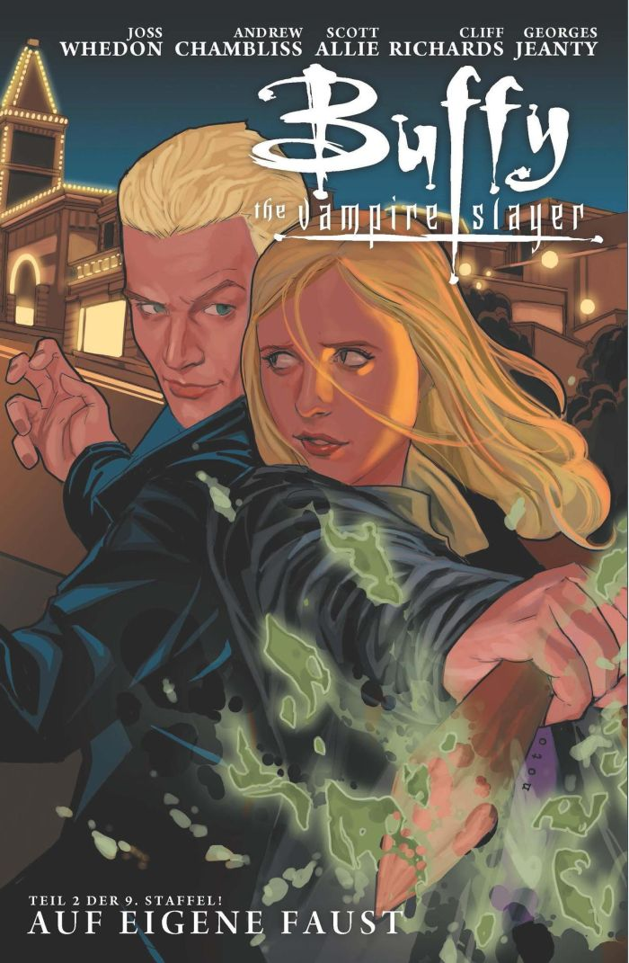 Buffy The Vampire Slayer, Staffel 9, Band 2: Auf eigene Faust | © Panini