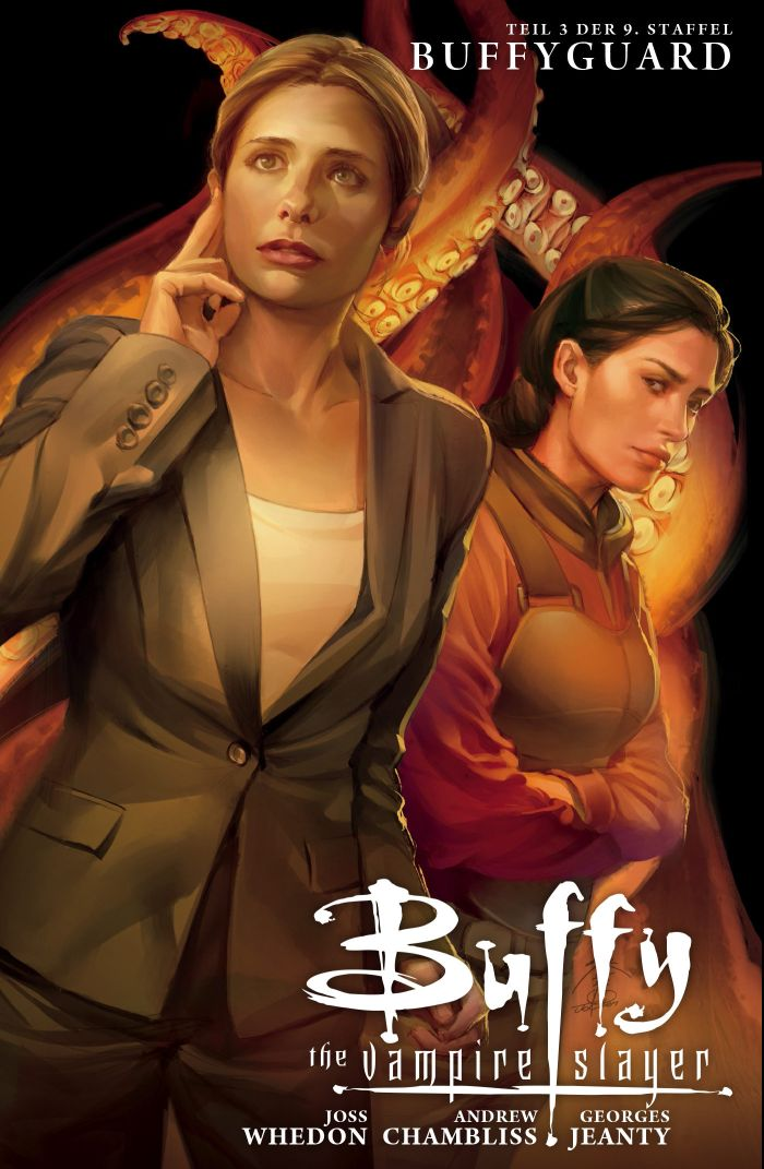 Buffy The Vampire Slayer, Staffel 9, Band 3: Buffyguard   © Panini