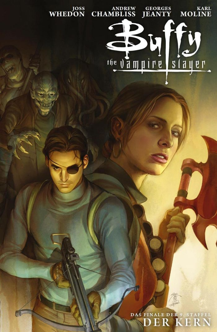 Buffy The Vampire Slayer, Staffel 9, Band 5: Der Kern | © Panini
