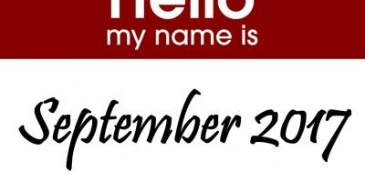 Monatsrückblick September