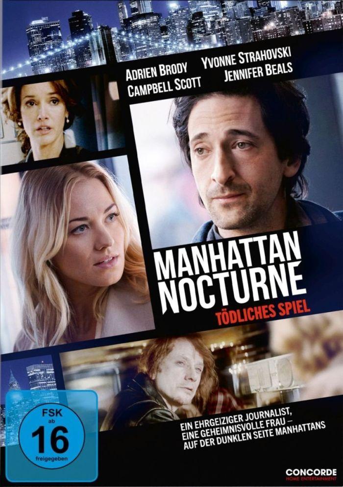 Manhattan Nocturne - Tödliches Spiel | © Concorde