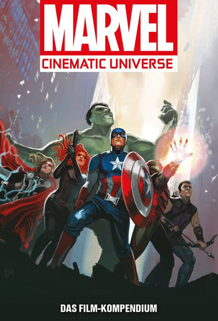 Marvel Cinematic Universe: Das Film-Kompendium | © Panini