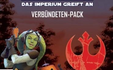 Star Wars: Imperial Assault - Hera Syndulla und C1-10P Verbündeten-Pack | © Heidelberger Spieleverlag