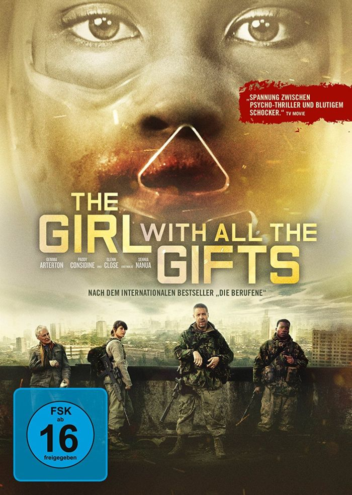 The Girl with All the Gifts   © Universum Film