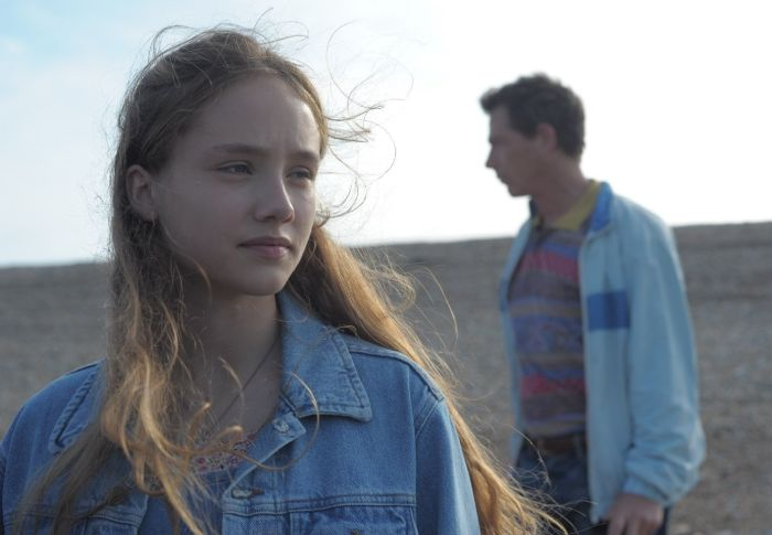 Szenenbild aus Una und Ray   © Universum Film
