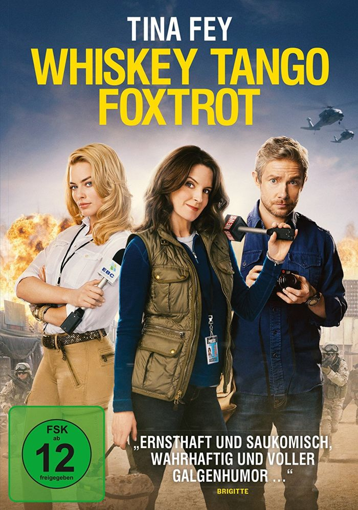 Whiskey Tango Foxtrot | © Universal Pictures/Paramount