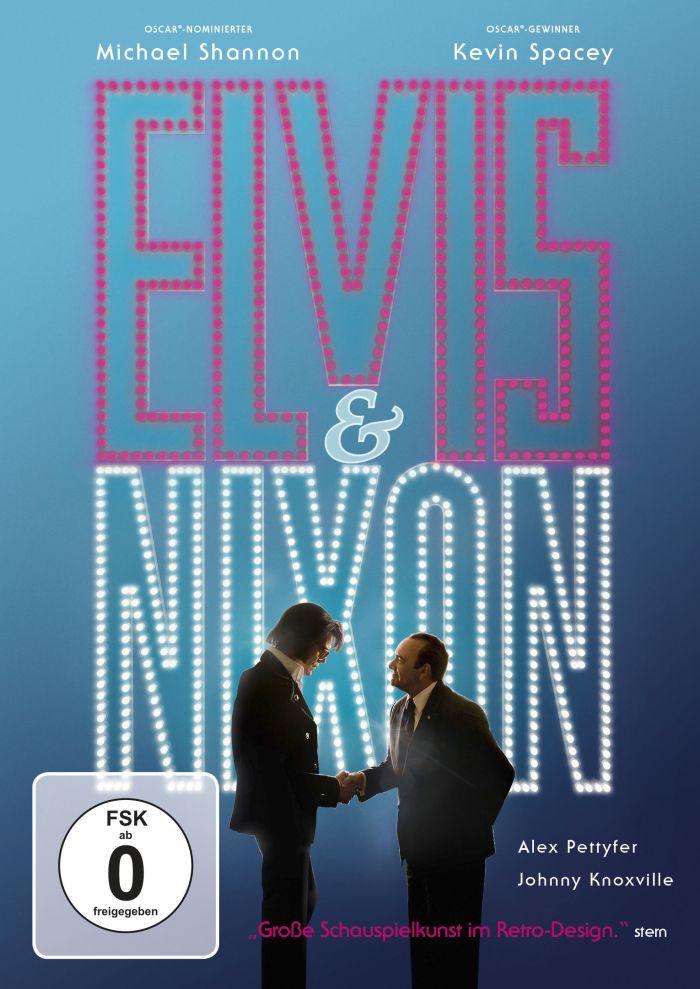 Elvis & Nixon | © Universum Film