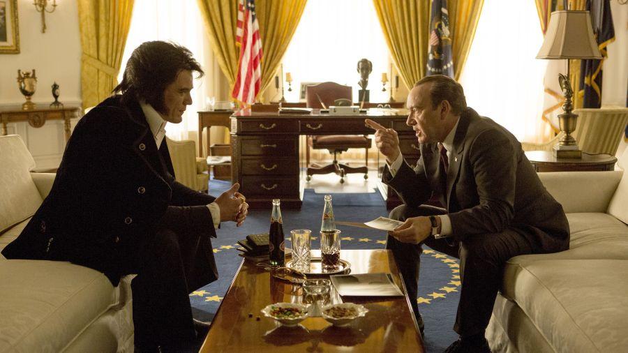 Szenenbild aus Elvis & Nixon | © Universum Film